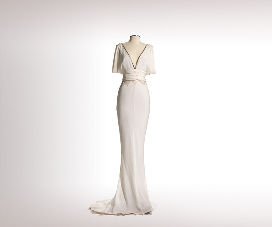 J Mendel Wedding Dress 2013 Bridal lou