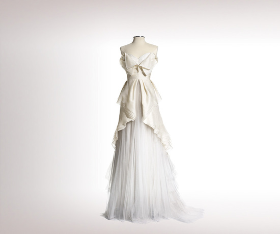 J Mendel Wedding Dress 2013 Bridal Sophie