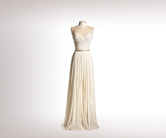 J Mendel Wedding Dress 2013 Bridal Isadora