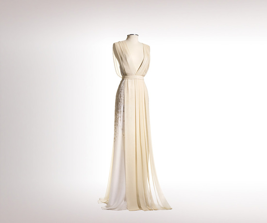 J Mendel Wedding Dress 2013 Bridal Cecile