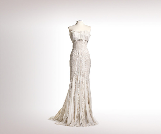 J Mendel Wedding Dress 2013 Bridal Severin