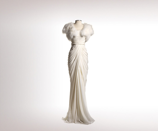 J Mendel Wedding Dress 2013 Bridal Apollonie