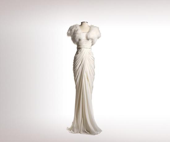 photo of J Mendel Wedding Dress 2013 Bridal Apollonie