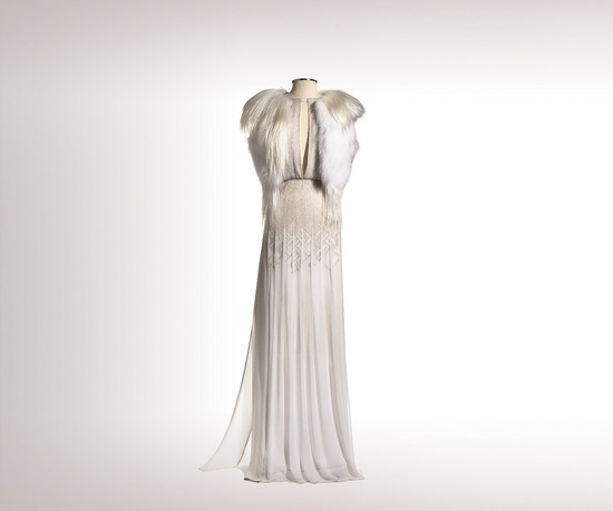 J Mendel Wedding Dress 2013 Bridal Cleo