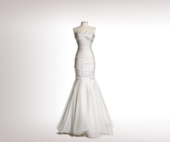 J Mendel Wedding Dress 2013 Bridal Valtesse