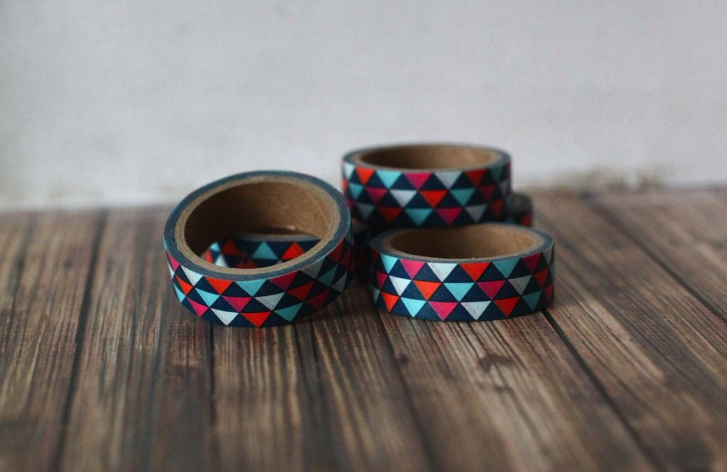 Aztec Washi Tape for Tribal Weddings
