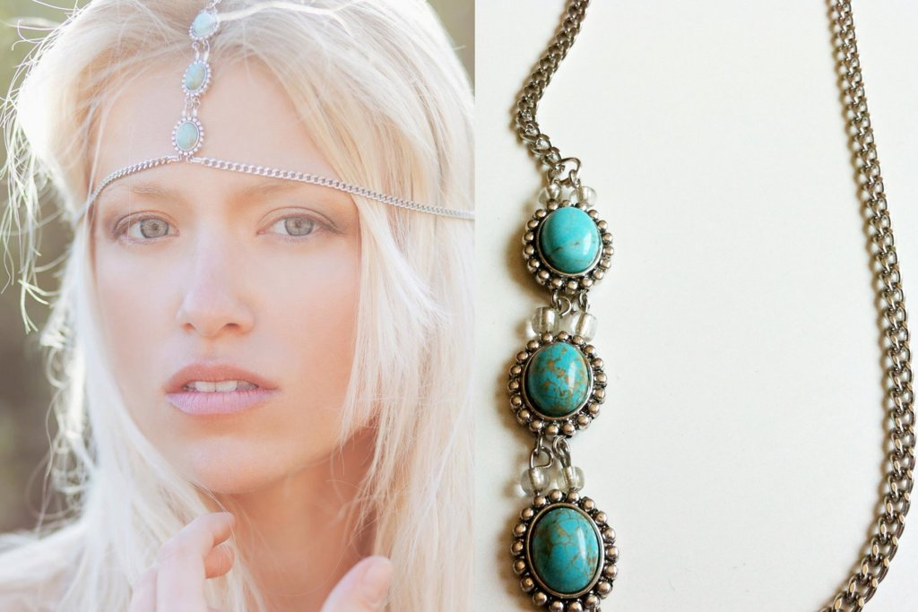 Tribal-wedding-headdress-turquoise-and-silver.full