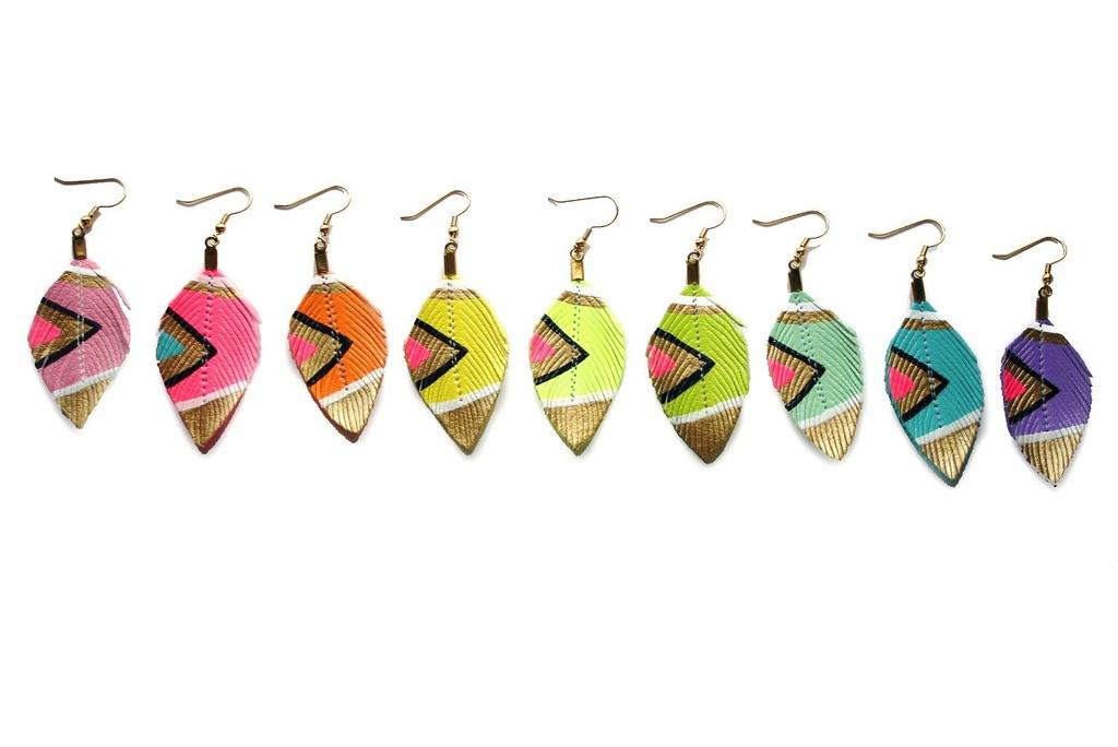 Colorful-tribal-earrings-for-bridesmaids.full