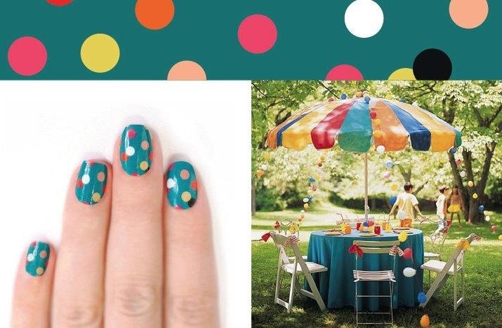 Colorful-polka-dots-wedding-day-nails.full
