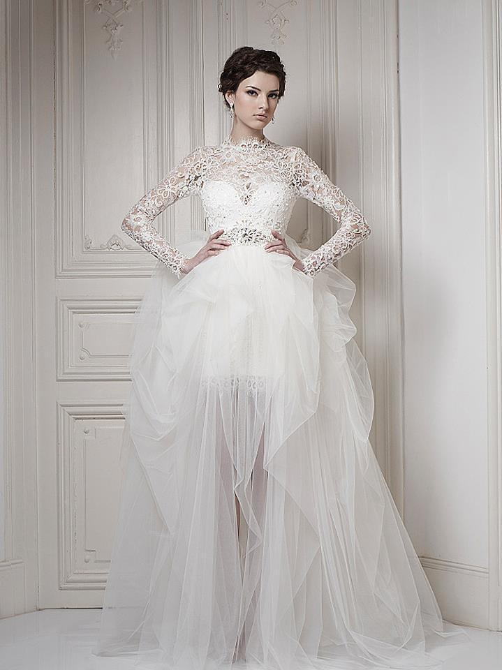 Ersa Atelier Wedding Dress 2013 Bridal 19