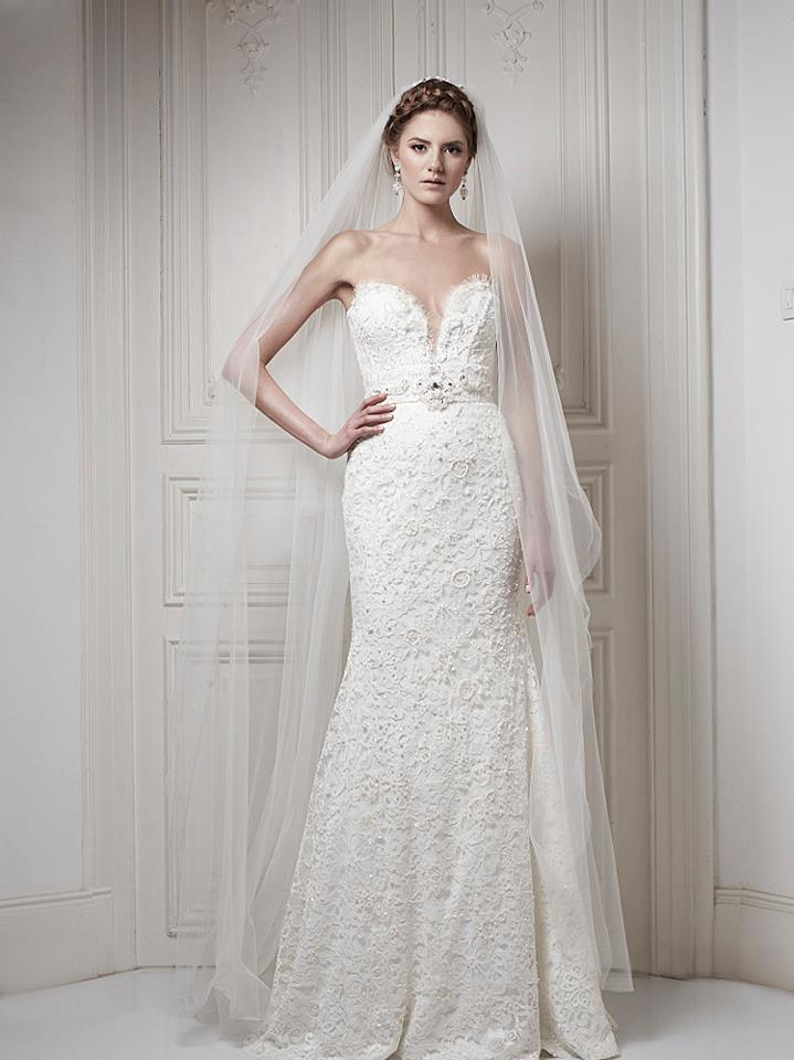 photo of 20 Breathtaking 2013 Bridal Gowns by Ersa Atelier