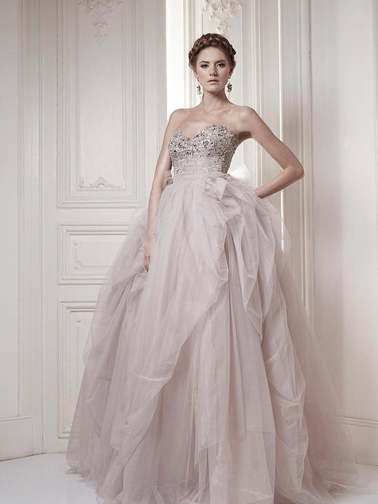 Ersa Atelier Wedding Dress 2013 Bridal 16
