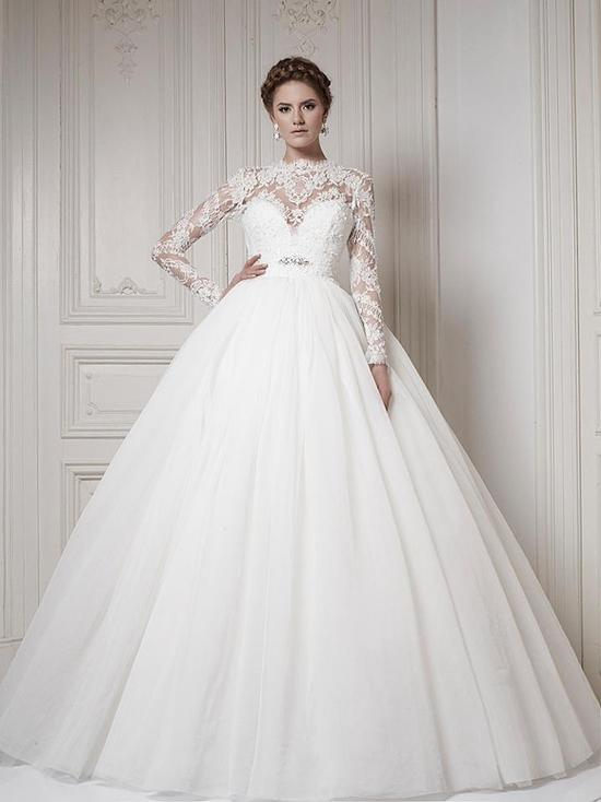 Ersa Atelier Wedding Dress 2013 Bridal 9