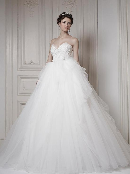 Ersa Atelier Wedding Dress 2013 Bridal 10