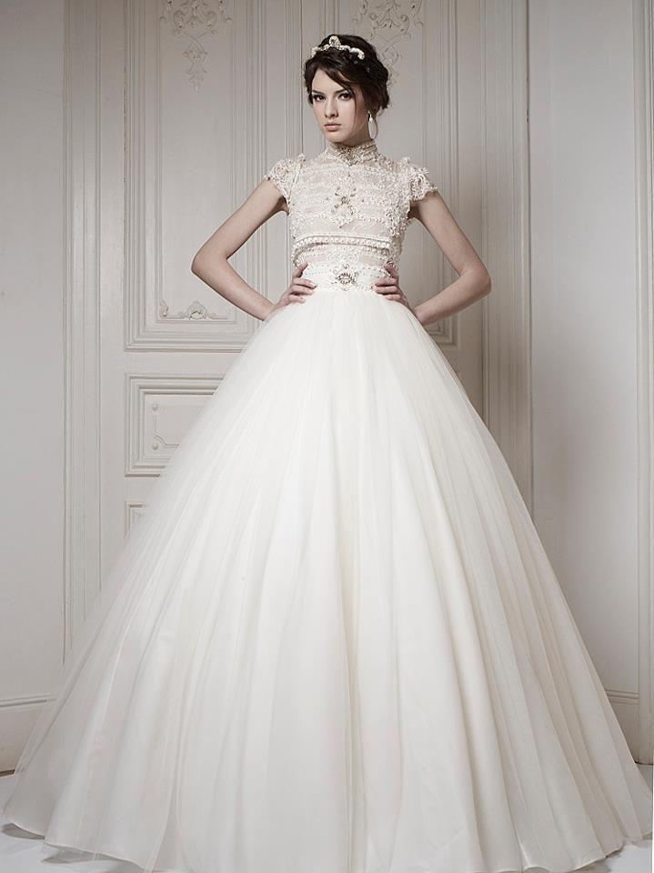 Ersa Atelier Wedding Dress 2013 Bridal 8