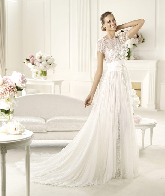 photo of Elie Saab for Pronovias, 2013