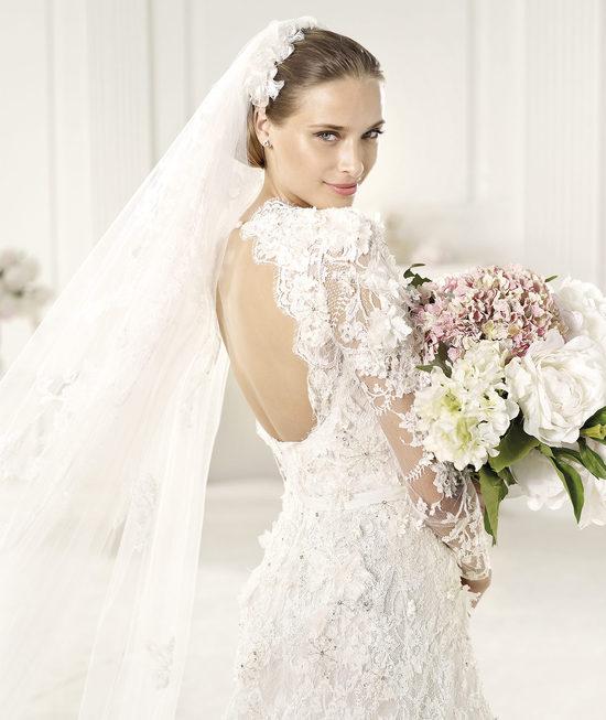 Open Back Wedding Dresses Best of 2013