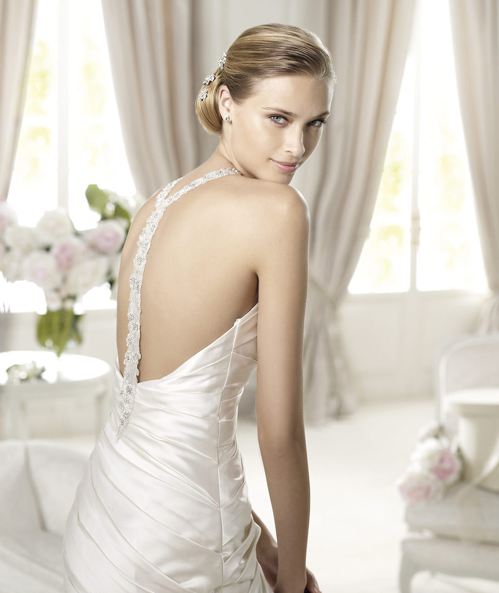 Pronovias Glamour wedding dress 2013 bridal ufana