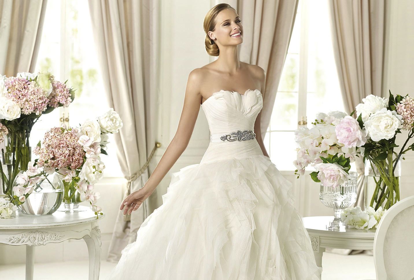 2013 Wedding Dress Pronovias Dreams Benicarlo