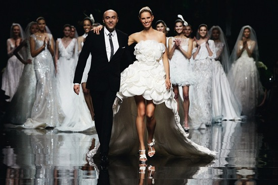 Pronovias 2013 Bridal Fashion Show