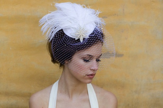 Fancy Hats for Royal Inspired Weddings 2