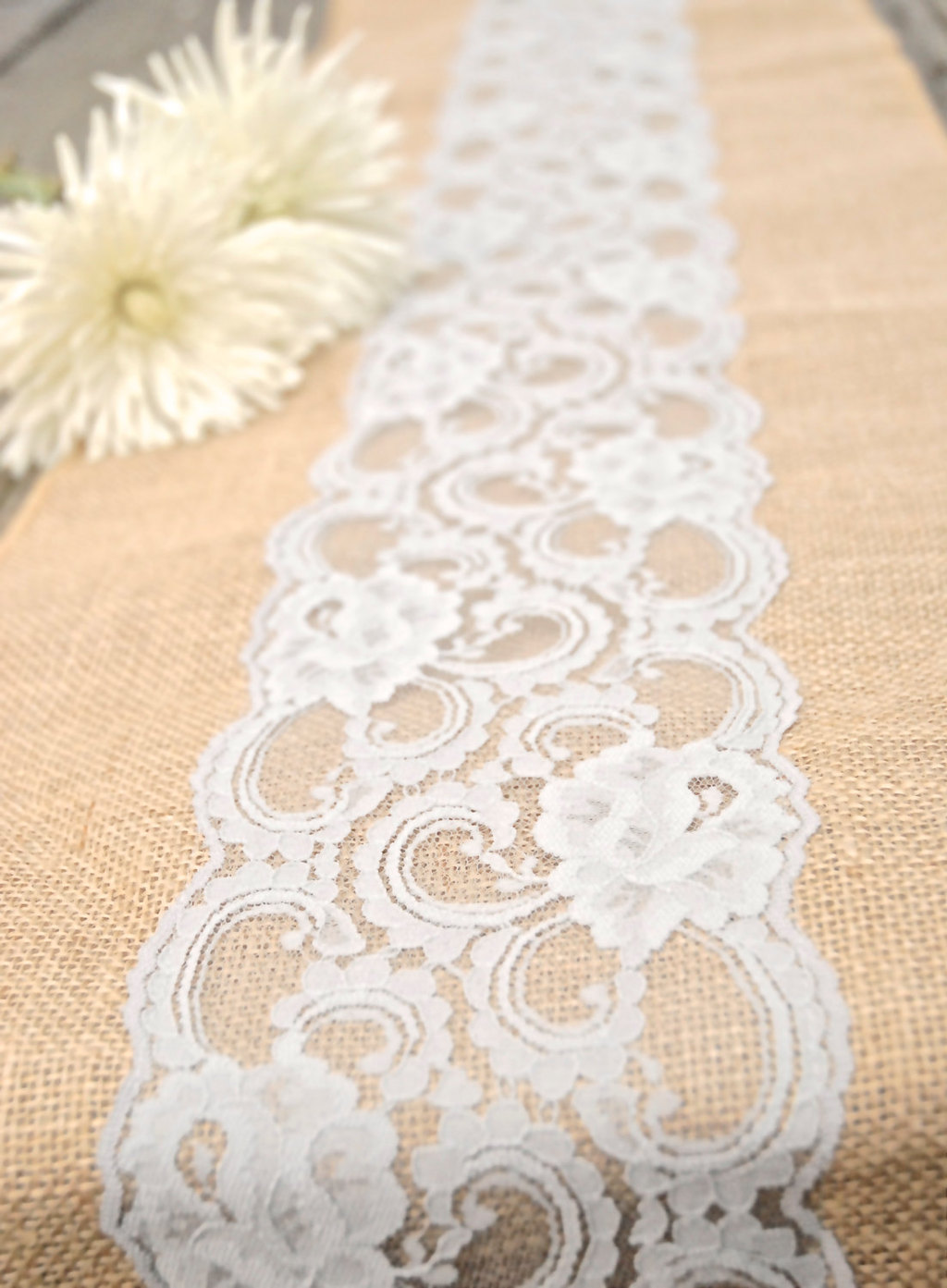 burlap and lace wedding cake. Black Bedroom Furniture Sets. Home Design Ideas
