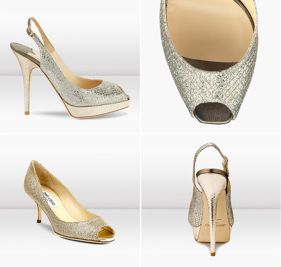 New Jimmy Choo Bridal Shoes Collection Wedding Splurge 5