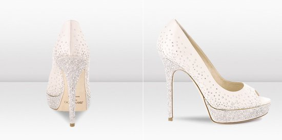 photo of Slip Into the New Jimmy Choo Bridal Collection
