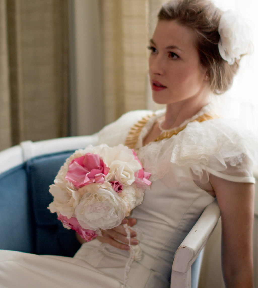 Pink-and-ivory-fabric-bridal-bouquet.full