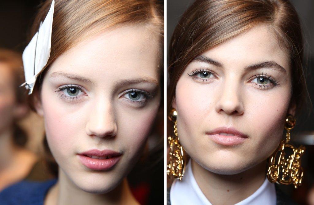 Moschino-fall-2013-wedding-hair-makeup-inspiration-2.full