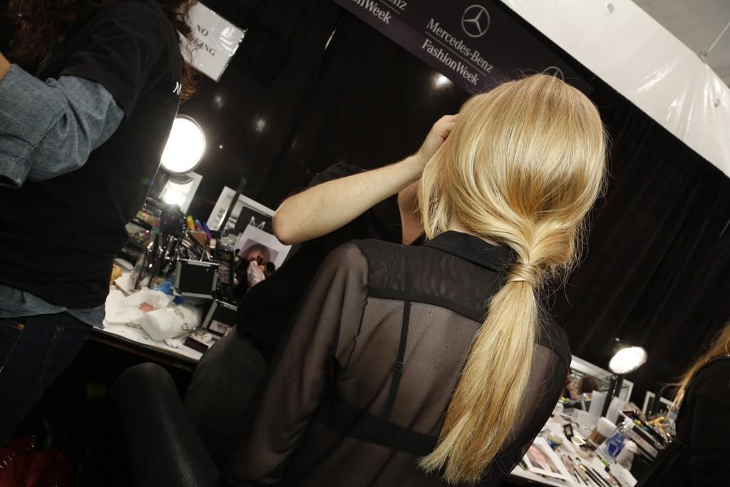 Rachel-zoe-low-twisted-ponytail-wedding-hair-ideas.full