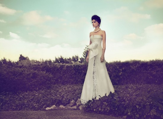 Zahavit Tshuba Wedding Dress 2013 Bridal 3