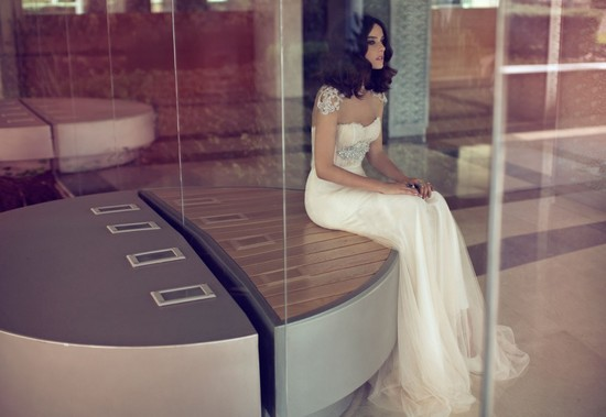 Zahavit Tshuba Wedding Dress 2013 Bridal 10