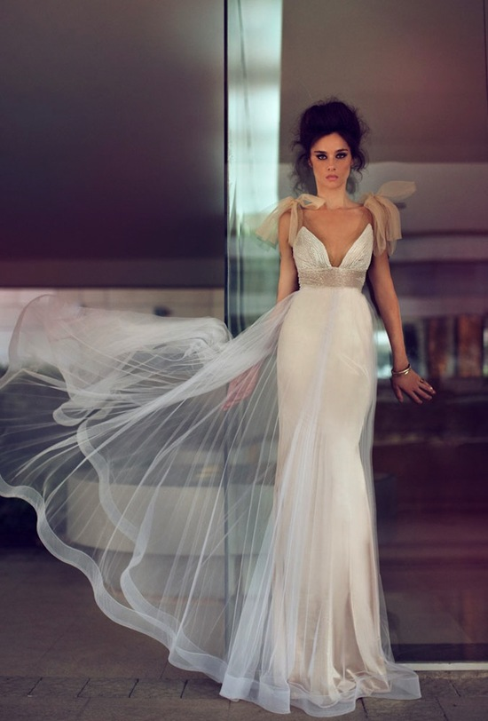 Zahavit Tshuba Wedding Dress 2013 Bridal 14