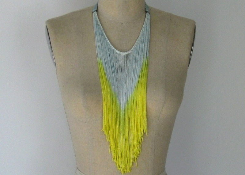 Fringe-necklace-for-bridesmaids-yellow-and-white.full