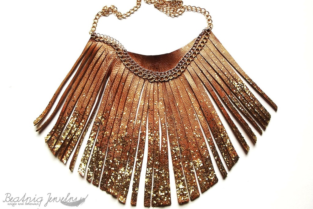 Copper-fringe-necklace-with-gold-glitter.full