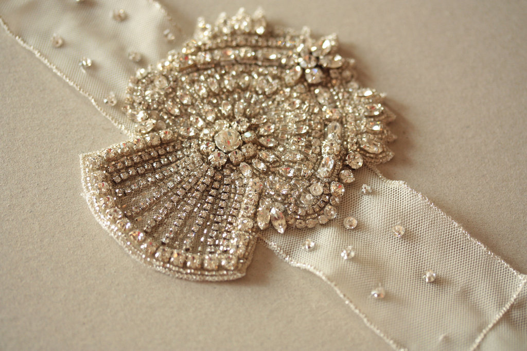 Art-deco-beaded-bridal-bracelet-with-tulle.full