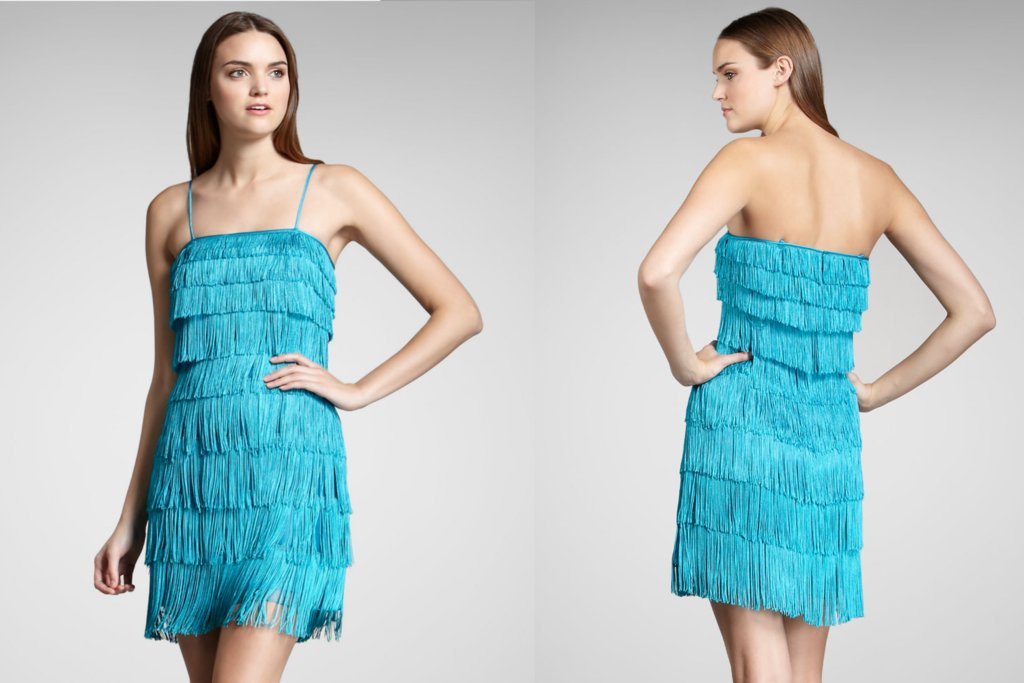 Aqua-fringe-dress-for-flapper-inspired-bridesmaids.full