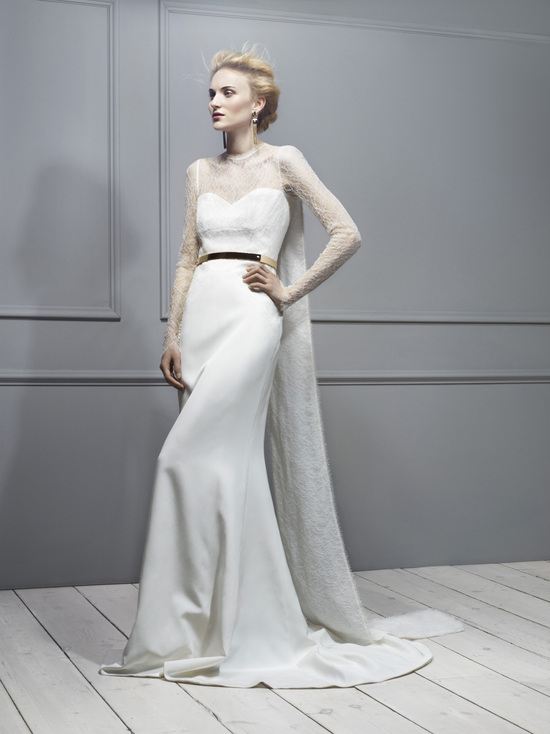 Antonio Berardi Wedding Dress 2013 Exclusive Bridal Designer Collection from Net a Porter