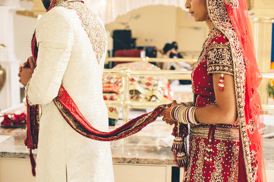 Traditional Indian Wedding Ceremony Rituals