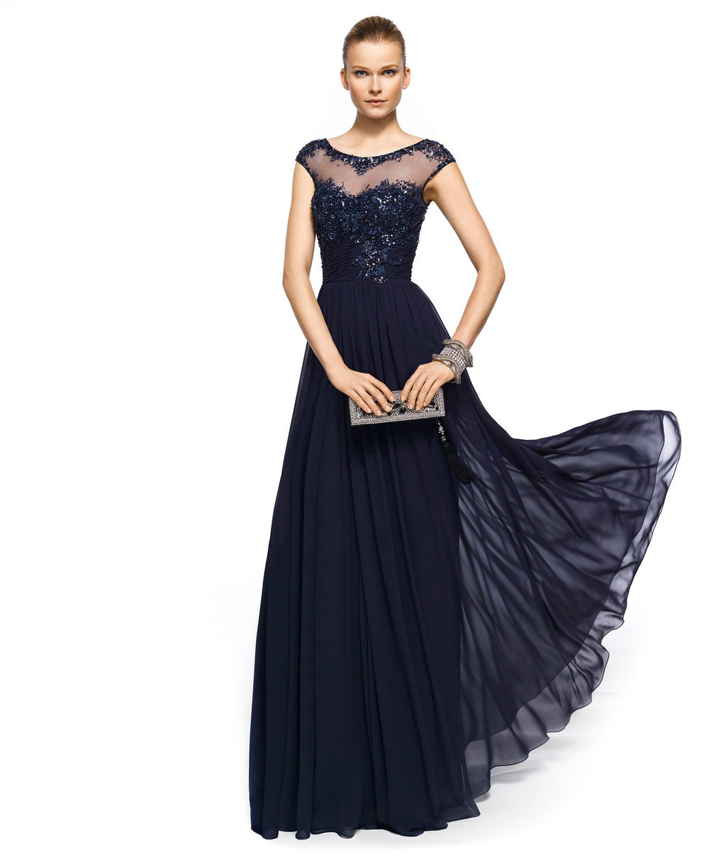 Navy-blue-beaded-evening-gown-for-bridesmaid-or-mob.full