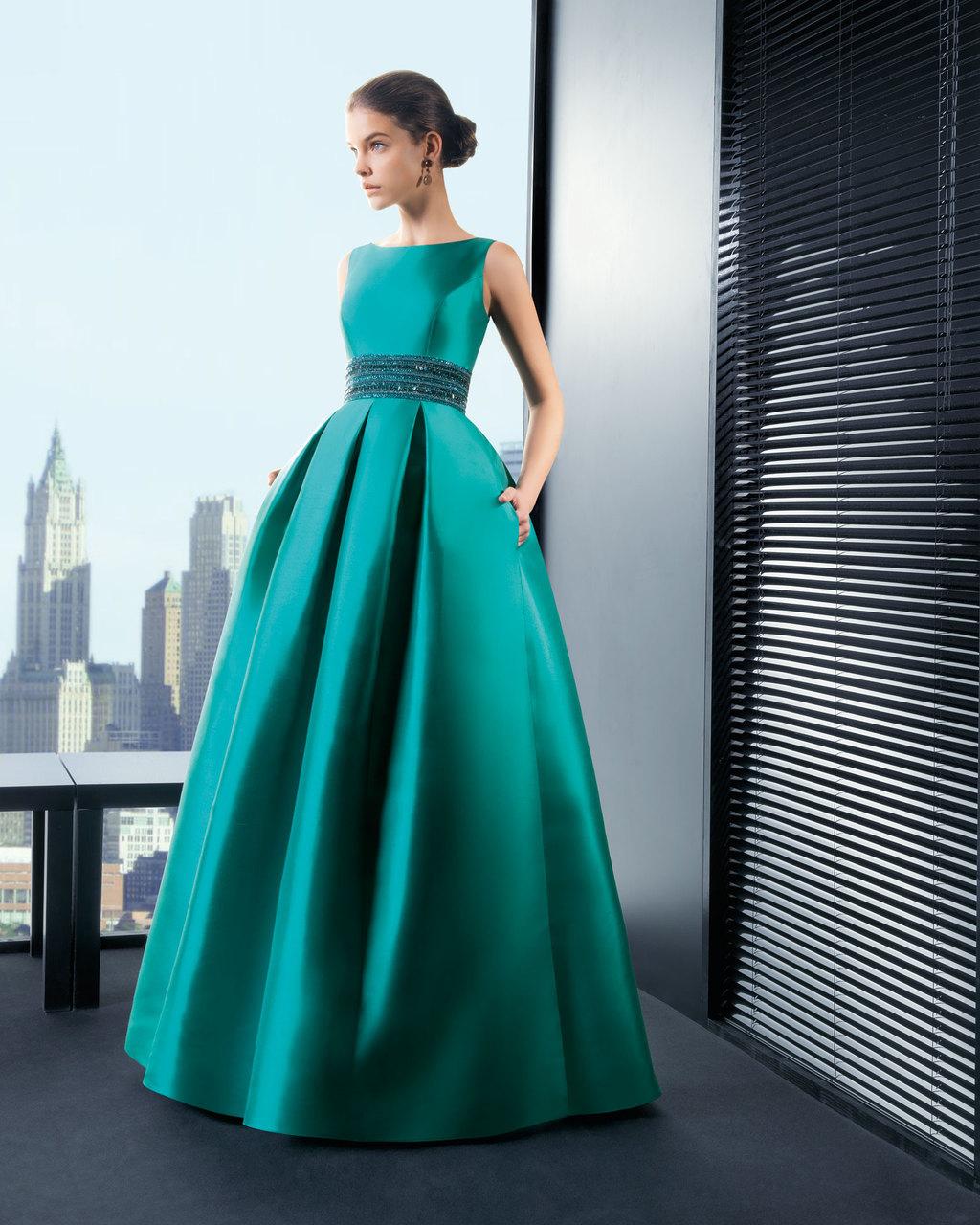 Aqua-satin-bridesmaid-dress-with-pockets.full