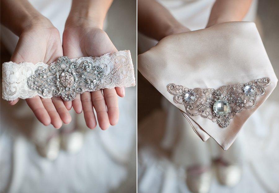 Embellished-wedding-garter-and-hankie.full