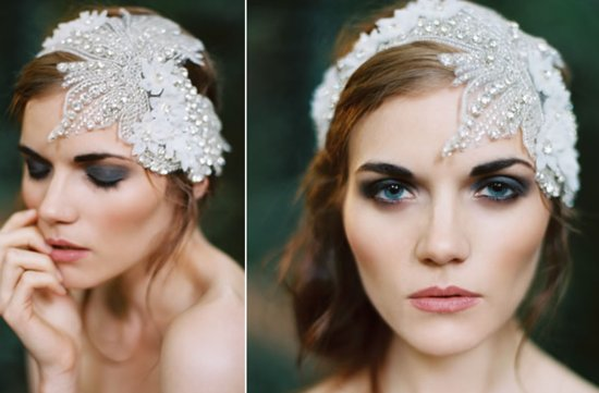 Emily Riggs Bridal Wedding Hair Accessories and Veils 2