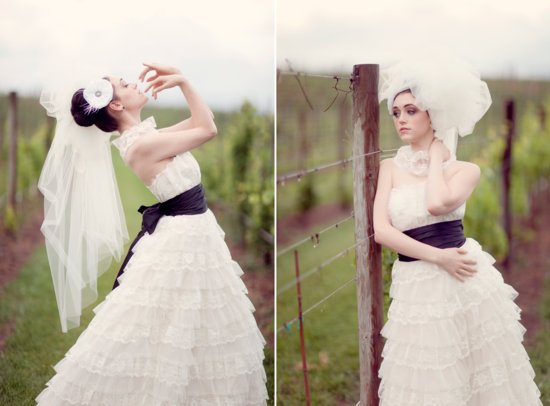 French country wedding inspiration romantic bride