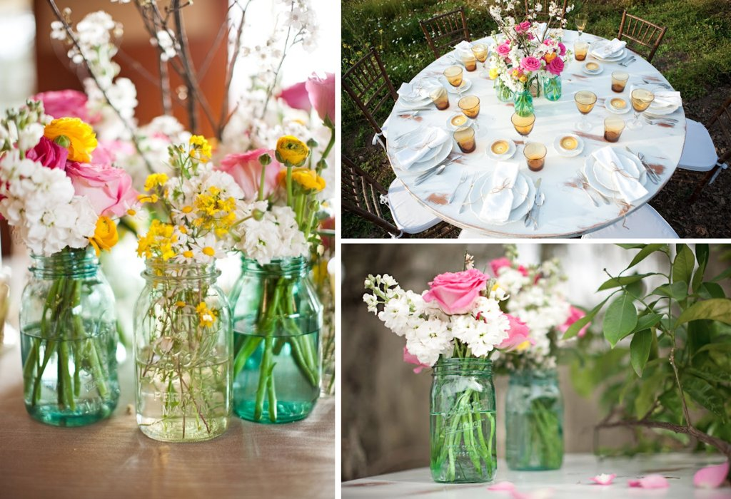 Outdoor-romantic-wedding-with-bright-yellow-and-pink-flowers-2.full