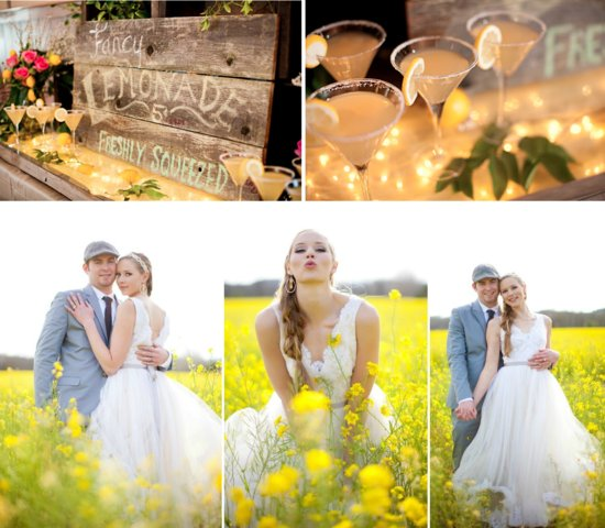 romantic wedding centerpieces in mason jars