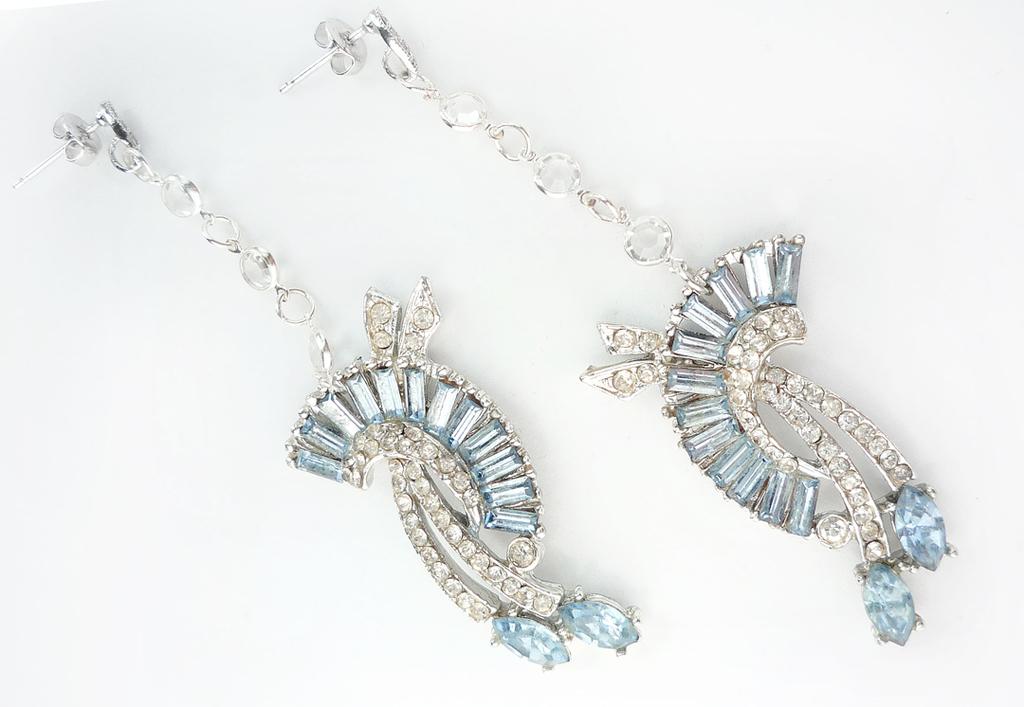 Art-deco-inspired-bridal-earrings-pastel-blue-stones.full