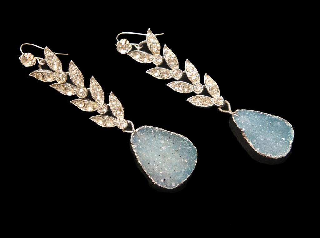 Druzy-blue-wedding-earrings-art-deco.full