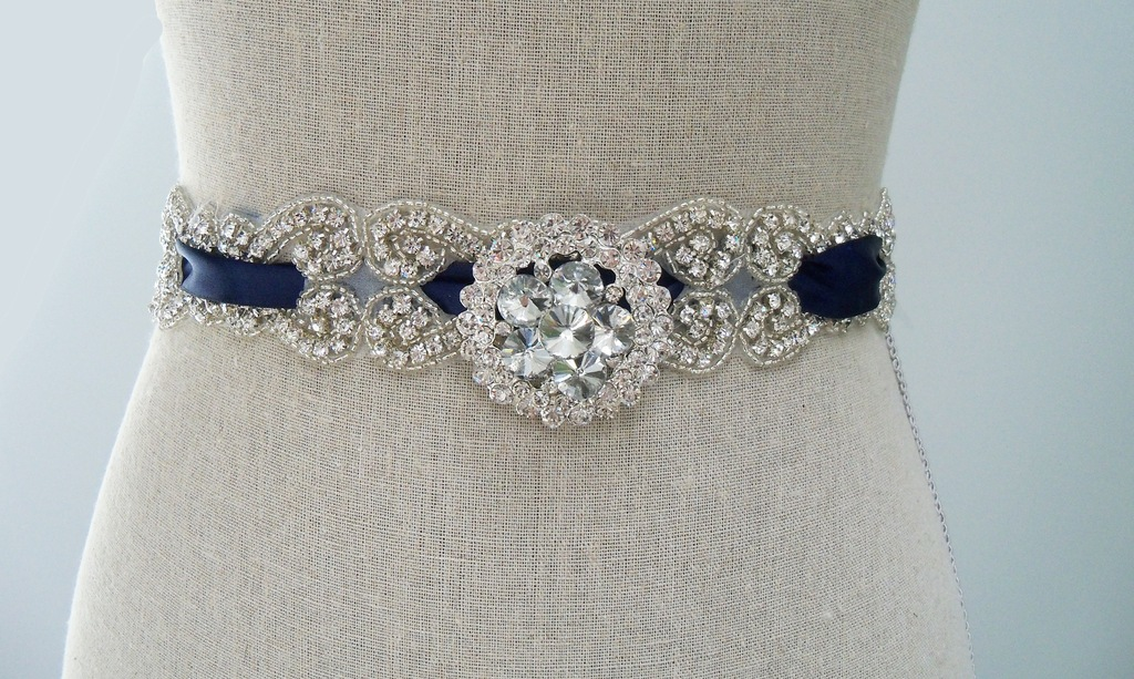 Something-blue-crystal-embellished-wedding-sash.full